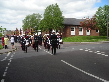 Church Parade, Southwick Park