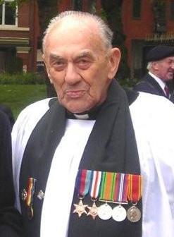 Reverend Charles Edward Ernest Steele