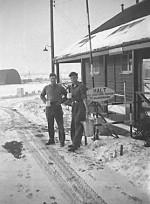 Guardroom Bidston 1953