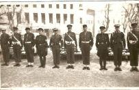 I P duty parade