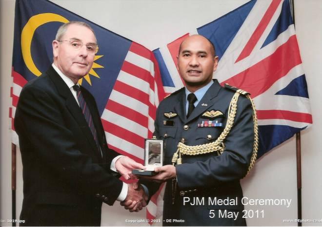 TB Medal