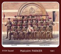 8104 Squad - M Parker