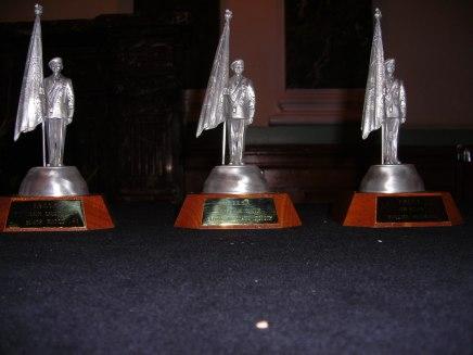 Statuettes - Birmingham Council House