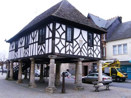 Wootten Bassett - Town Hall (Museum)