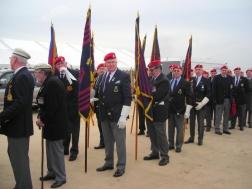 RAF Police Parade 2010 012