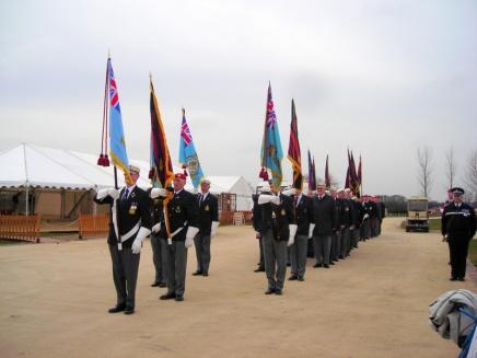 RAF Police Parade 2010 014