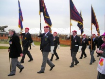 RAF Police Parade 2010 017