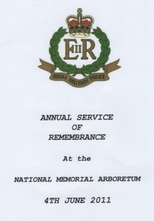 Service Sheet